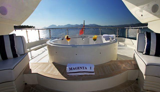 Magenta Charter Yacht - 4