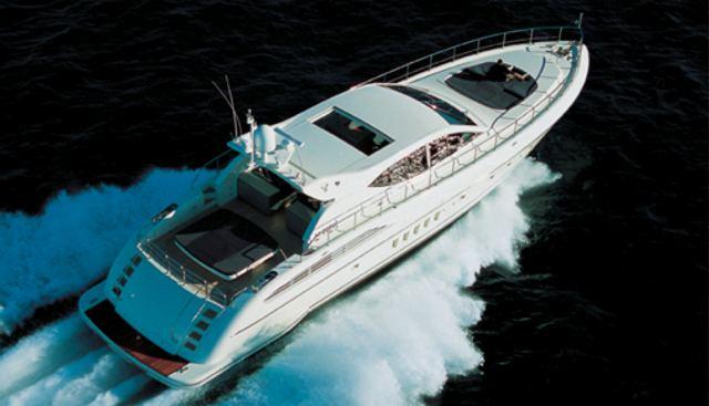 Cheetah Charter Yacht - 3