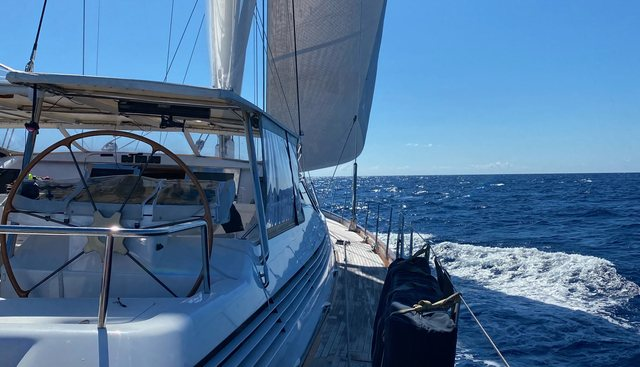 Thandeka Charter Yacht - 4