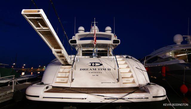 Dream Tim II Charter Yacht - 3
