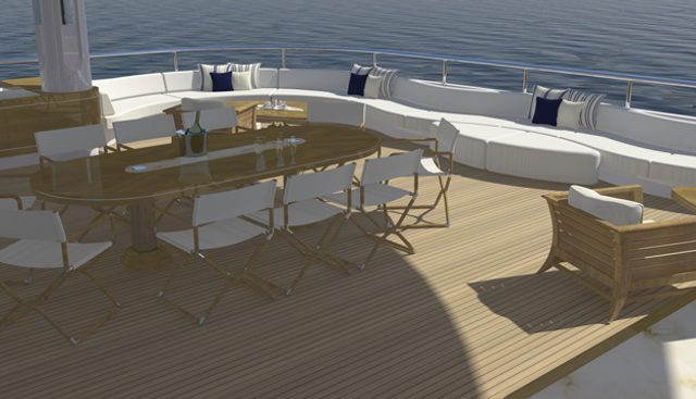 Graceful Charter Yacht - 4