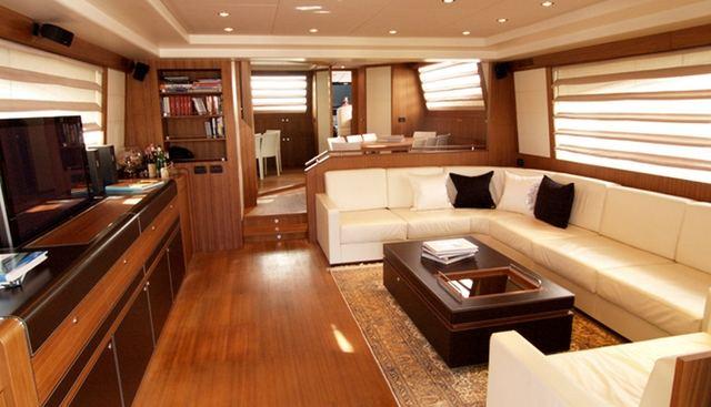 Spyro Charter Yacht - 4