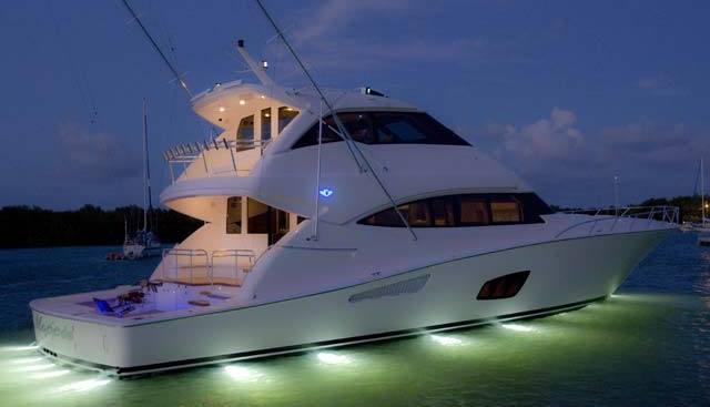 Moppie Charter Yacht - 2