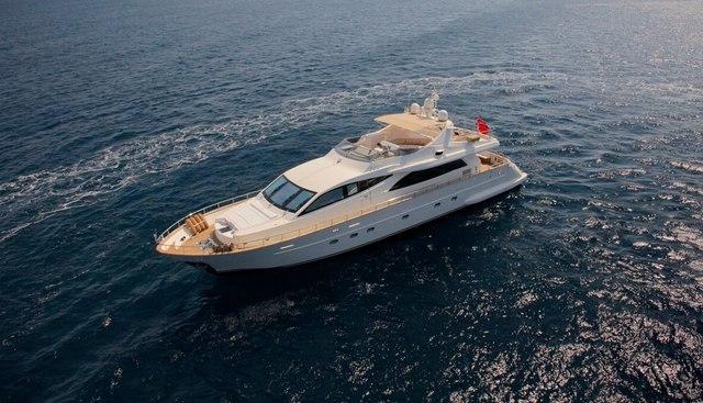 Soho Charter Yacht