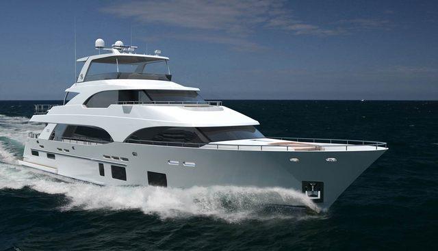 Sugaray Charter Yacht