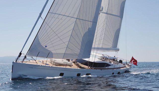 Serafim Charter Yacht