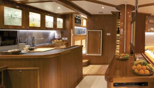 Lady Thuraya Charter Yacht - 7