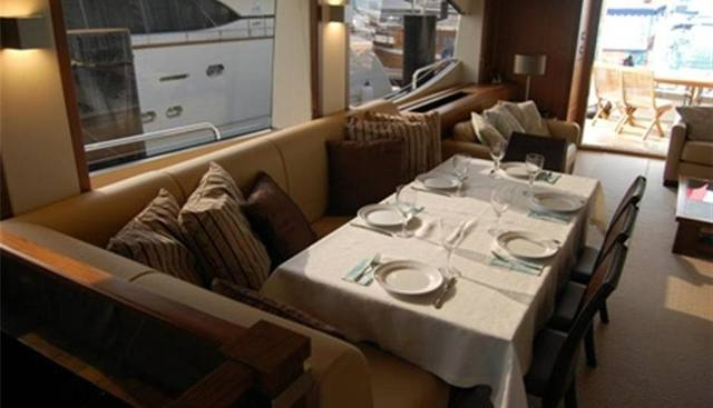 Pacific Conquest Charter Yacht - 4