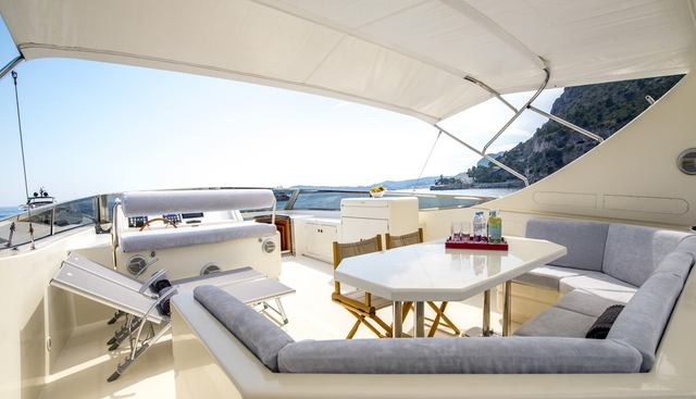 Ace1 Charter Yacht - 4