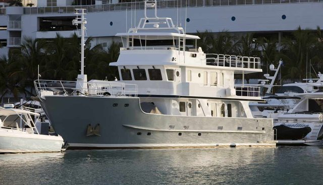 Miss Sarah J Charter Yacht