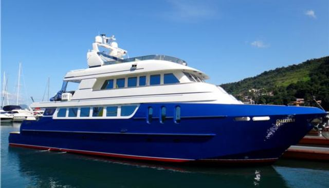 Explorer VIII Charter Yacht
