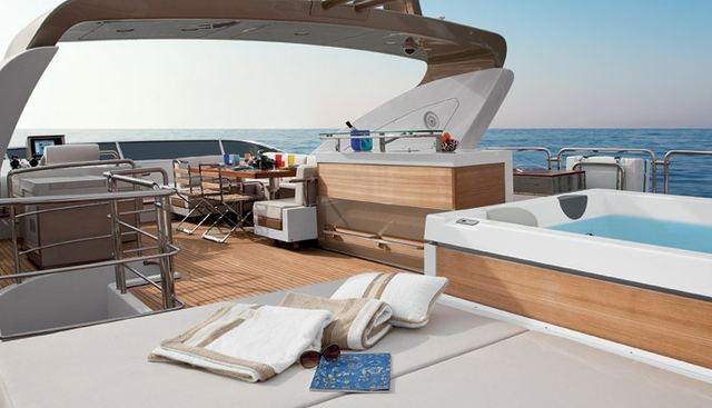 Platinum 77 Charter Yacht - 3