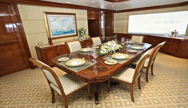 Sidra Charter Yacht - 5