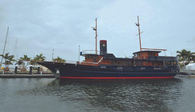 Lady Bahi Charter Yacht