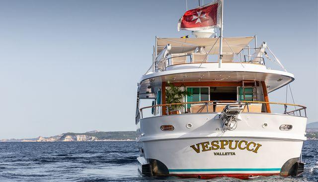 Vespucci Charter Yacht - 5