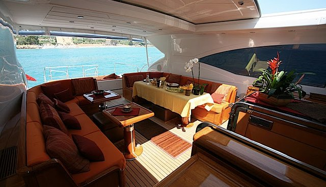 Aspra 38 Charter Yacht - 7
