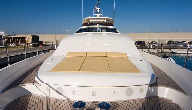 Aquaholic Charter Yacht - 5