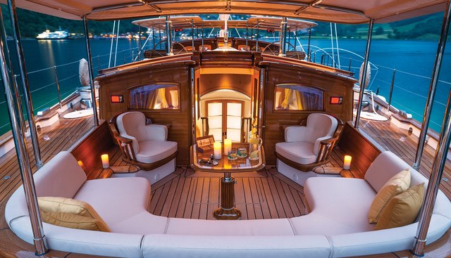 Wisp Charter Yacht - 4