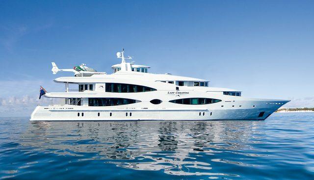Queen Mavia Charter Yacht