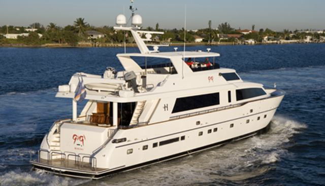 Next Chapter Charter Yacht - 2