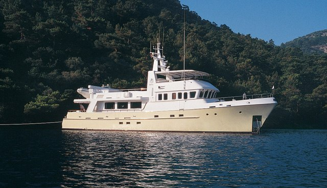 Tivoli Charter Yacht - 2