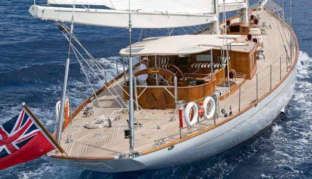 Gweilo Charter Yacht - 5