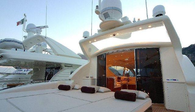 Tobeka Charter Yacht - 2