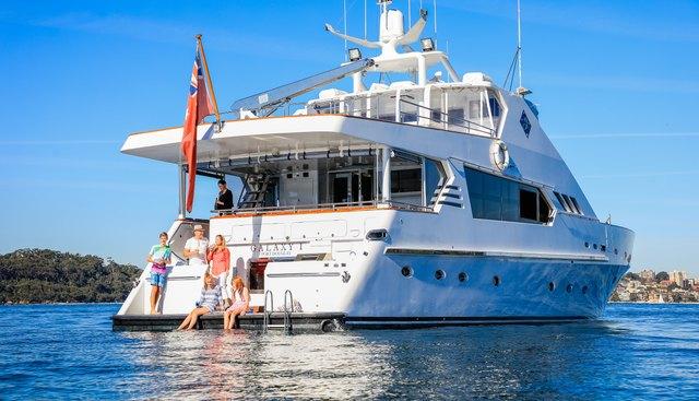 Galaxy I Charter Yacht - 5
