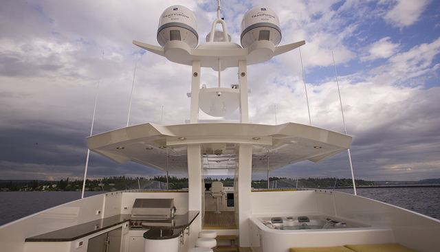 Fugitive Charter Yacht - 3