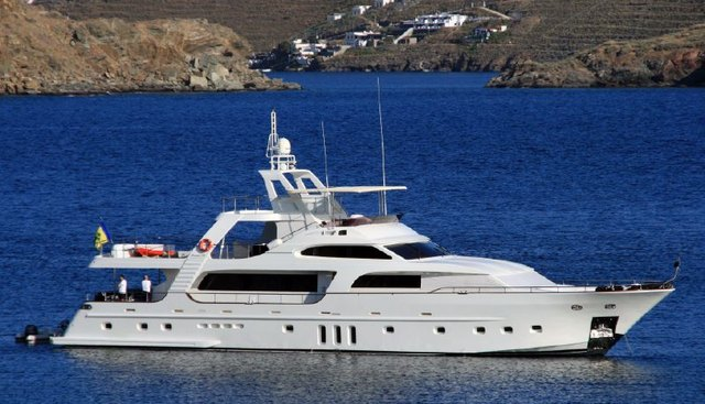Ariana Charter Yacht