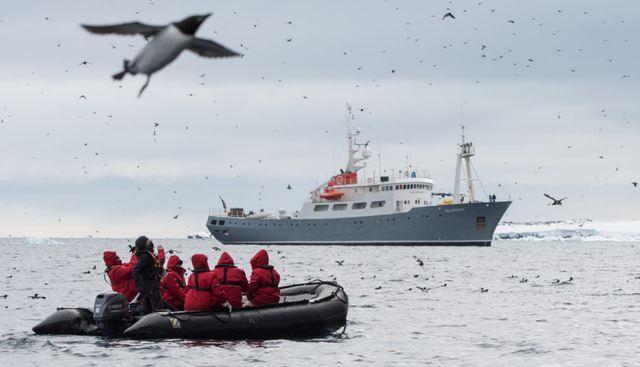 Polarfront Charter Yacht