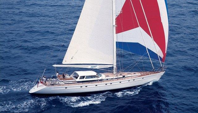 Azzura Charter Yacht