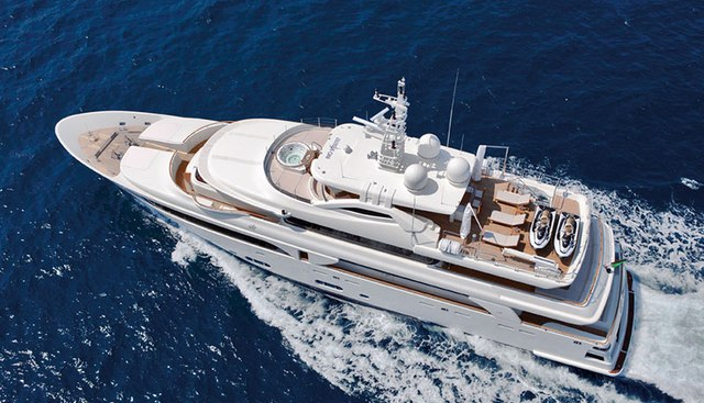 Only Eighty Charter Yacht