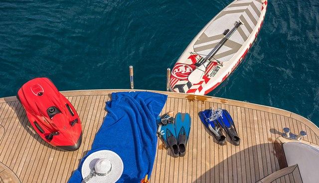 Hope I Charter Yacht - 2