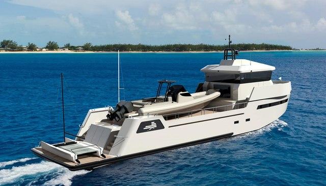 Roe Shadow Charter Yacht