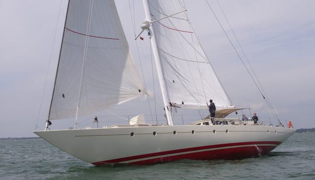 Vintage Charter Yacht