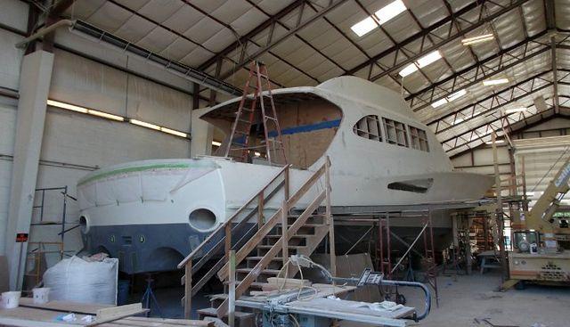 Happi Daze Charter Yacht
