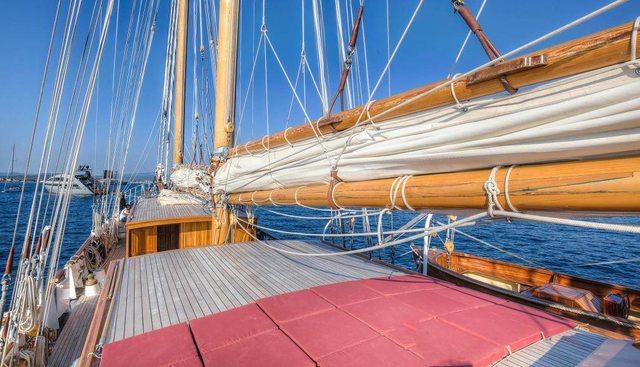 Trinakria Charter Yacht - 2