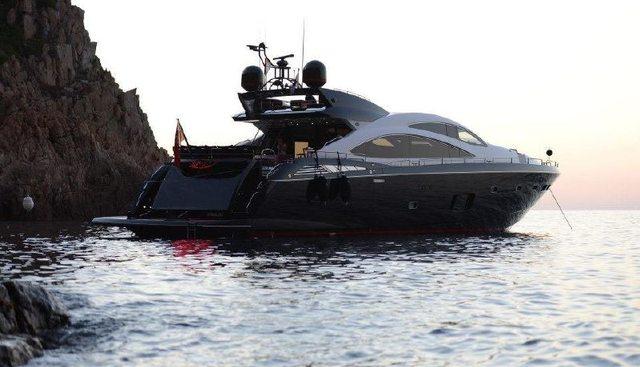 Dark Knight Charter Yacht