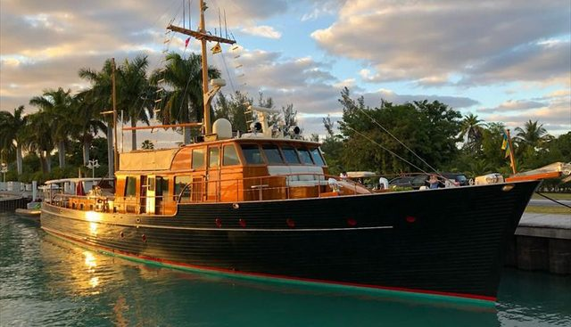 Black Knight Charter Yacht - 2