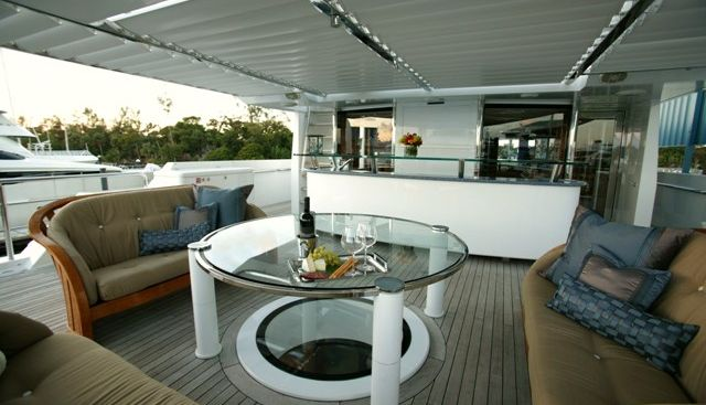 Perseverance II Charter Yacht - 4