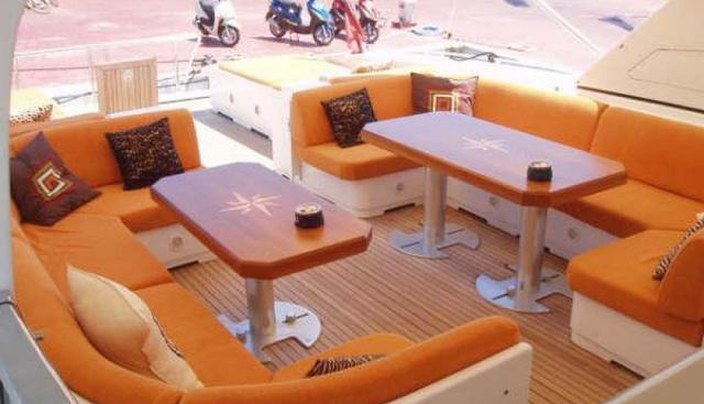 Atlantis Charter Yacht - 4