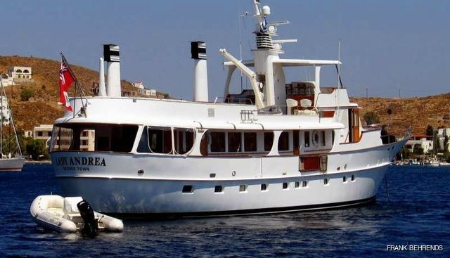 Lady Andrea Charter Yacht - 4