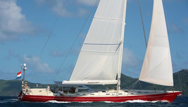 Heidenskip 84 Charter Yacht
