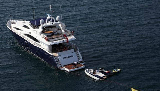 Moliver Charter Yacht - 2