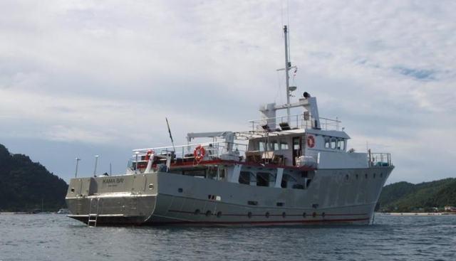 Kama Bay Charter Yacht - 4