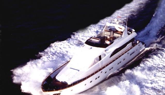 Lady Nevine Charter Yacht - 2