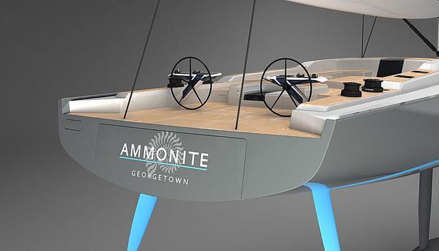 Ammonite Charter Yacht - 4