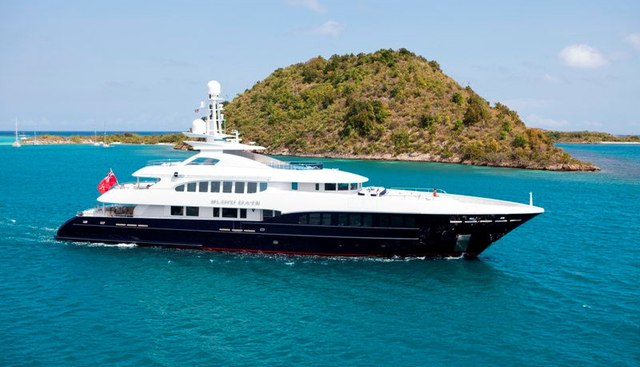 Blind Date Charter Yacht