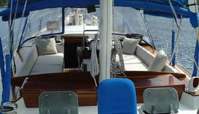 Sandcastle Charter Yacht - 2